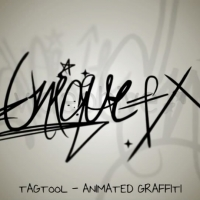 动画涂鸦Tagtool-Animated Graffiti
